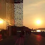 Fin de journée à Marseille sur le vieux port  par Hélène_D - Marseille 13000 Bouches-du-Rhône Provence France