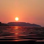 Marseille @ sunset - Le Mucem par Hélène_D - Marseille 13000 Bouches-du-Rhône Provence France