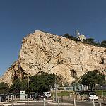 Rue du Bois Sacré - le rocher par Meteorry - Marseille 13000 Bouches-du-Rhône Provence France