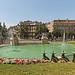 Fontaine du Palais Longchamps par Meteorry - Marseille 13000 Bouches-du-Rhône Provence France