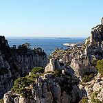 Au dessus d'En Vau par Tinou61 - Marseille 13000 Bouches-du-Rhône Provence France