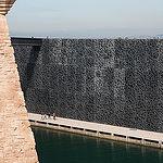 Mucem contrastes by Laurent Mayet - Marseille 13000 Bouches-du-Rhône Provence France