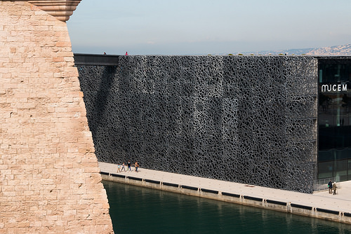 Mucem contrastes by Laurent Mayet