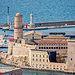 Fort Saint Jean vu depuis Notre-Dame-de-la- Garde par stephanielowezanin - Marseille 13000 Bouches-du-Rhône Provence France