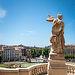 Statue du Palais de Longchamp à Marseille par Meteorry - Marseille 13000 Bouches-du-Rhône Provence France
