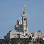 La Bonne Mère @ Marseille par Hélène_D - Marseille 13000 Bouches-du-Rhône Provence France