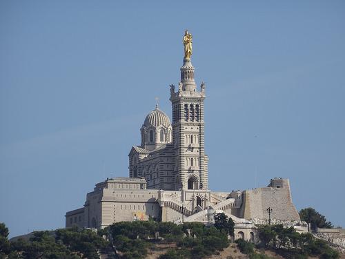 La Bonne Mère @ Marseille by Hélène_D