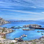 Les îles du Frioul - Marseille, si près par Charlottess - Marseille 13000 Bouches-du-Rhône Provence France