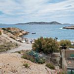Plage de la Calanque de Marseilleveyre par ma_thi_eu - Marseille 13000 Bouches-du-Rhône Provence France