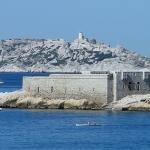 Marseille - Archipel du Frioul par  - Marseille 13000 Bouches-du-Rhône Provence France