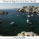 Calanque de Morgiret sur l'Ile de Frioul by michel.seguret - Marseille 13000 Bouches-du-Rhône Provence France