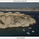 Île de Frioul & Marseille by michel.seguret - Marseille 13000 Bouches-du-Rhône Provence France