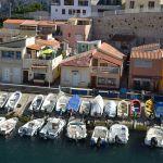 Les Auffes - port  par RarOiseau - Marseille 13000 Bouches-du-Rhône Provence France