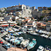 Petit port de pêche pittoresque du Vallon des Auffes par RarOiseau - Marseille 13000 Bouches-du-Rhône Provence France
