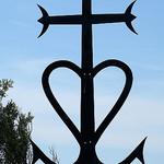 La croix camarguaise par krissdefremicourt - Marseille 13000 Bouches-du-Rhône Provence France