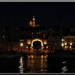 Marseille de nuit par Patchok34 - Marseille 13000 Bouches-du-Rhône Provence France