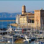 Fort Saint Jean à Marseille par Pantchoa - Marseille 13000 Bouches-du-Rhône Provence France