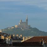 Notre Dame de la Garde par Antoine 2011 - Marseille 13000 Bouches-du-Rhône Provence France