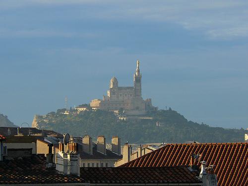 Notre Dame de la Garde par Antoine 2011