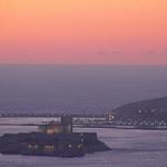 Îles d'If et de Frioul, la tombée de le soir par  - Marseille 13000 Bouches-du-Rhône Provence France