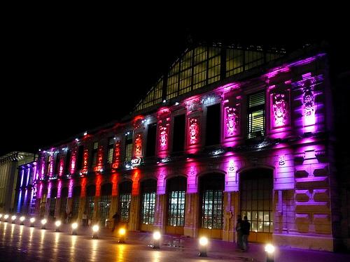 Gare Saint Charles par Antoine 2011