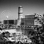 Marseille, B&W, 53 par Patrick RAYMOND - Marseille 13000 Bouches-du-Rhône Provence France