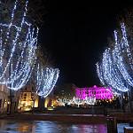 Noël sur le vieux port de Marseille par Josiane D. - Marseille 13000 Bouches-du-Rhône Provence France