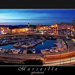 Bassin de carénage par Fredorod - Marseille 13000 Bouches-du-Rhône Provence France