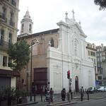 Eglise des Augustins, quai des Belges, Vieux port, Marseille. by Only Tradition - Marseille 13000 Bouches-du-Rhône Provence France