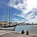 Marseille - le Vieux Port par choudoudou - Marseille 13000 Bouches-du-Rhône Provence France