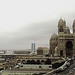 La Major, jour de pluie, Marseille par roderic alexis beyeler - Marseille 13000 Bouches-du-Rhône Provence France