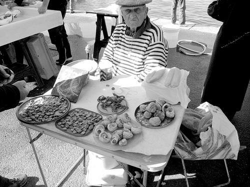 Marché - Vieux Port de Marseille par roderic alexis beyeler
