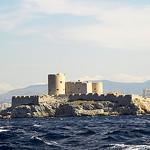 Château d'If, baie de Marseille par roderic alexis beyeler - Marseille 13000 Bouches-du-Rhône Provence France