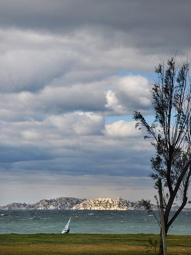 Les îles du Frioul - Marseille par Charlottess