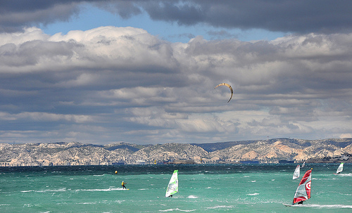 Toutes voiles dehors - Marseille by Charlottess