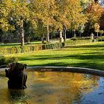 Fontaine - Jardin de la Magalone - Marseille by Charlottess - Marseille 13000 Bouches-du-Rhône Provence France