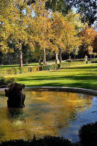 Fontaine - Jardin de la Magalone - Marseille par Charlottess