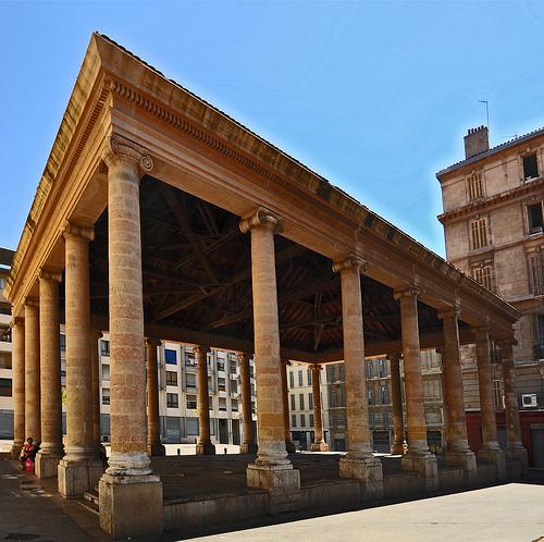 Marseille : Ancienne Halle aux poissons par choudoudou