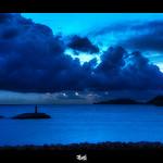 Blue(s) - les îles du frioul par Cilou101 - Marseille 13000 Bouches-du-Rhône Provence France