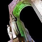 Monument aux Morts de l'Armée d'Orient et des Terres Lointaines par Letzia - Marseille 13000 Bouches-du-Rhône Provence France