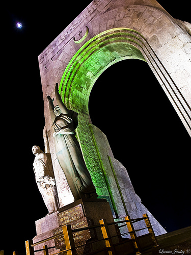 Monument aux Morts de l'Armée d'Orient et des Terres Lointaines by Letzia