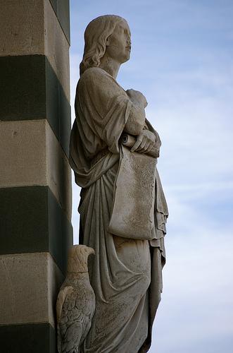 Marseille / Notre-Dame de la Garde details par bluerockpile