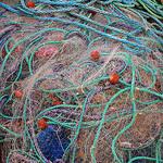 Filets de pêche - Les Goudes - Calanques par Charlottess - Marseille 13000 Bouches-du-Rhône Provence France