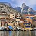 Les Goudes - Porte des Calanques par Charlottess - Marseille 13000 Bouches-du-Rhône Provence France