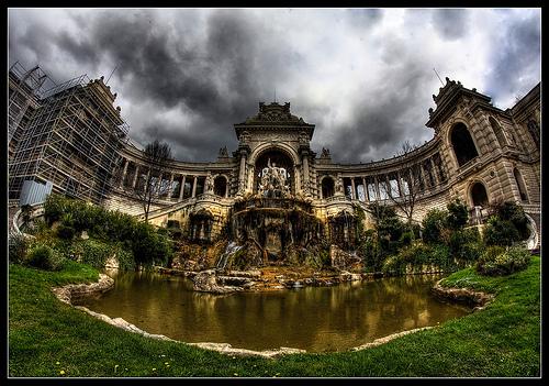Palais Longchamps par Letzia