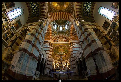 La Bonne Mère - Notre-Dame de la Garde by Letzia