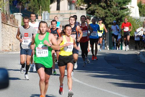 Semi-Marathon : Marseille Cassis par akunamatata