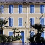 Facade typiquement provençale à Marseille par laetitiablabli - Marseille 13000 Bouches-du-Rhône Provence France