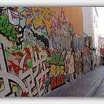 Grafs : les murs de la ville by laetitiablabla - Marseille 13000 Bouches-du-Rhône Provence France