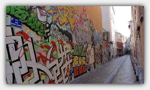 Grafs : les murs de la ville par laetitiablabla